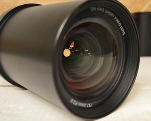 Sanyo  Projector Lens LNS-W52  On-Axis Short Fixed PDG-DHT8000L,DHT8000,DHT100L