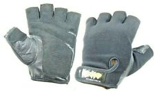 IGNITE Leather Weight Lifting Gloves Padded Gym Bodybuilding Fitness Workout
