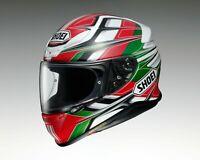Shoei NXR Rumpus  Motorrad Helm Fb.gr/rt/ws   Gr.M    UVP 529,00