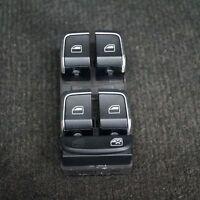 AUDI S4 B8 3.0 TFSI QUATTRO Front Left Door Window Switch 8K0959851