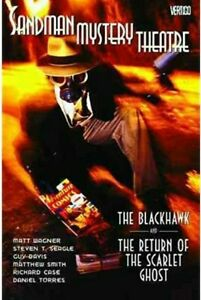 Sandman Mystery Theatre Volume 8 The Blackhawk & The Return of the Scarlet Ghost