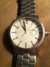 Fortis eco Spacematic auto quartz