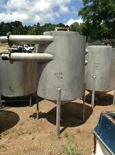 500 Gallons Stainless Steel Tank