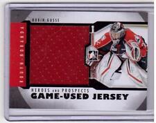 ROBIN GUSSE 12/13 ITG H&P Rookie Jersey RC M-44 Rouyn-Noranda Huskies Card