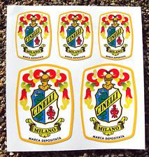 Cinelli Crest Blanc Vintage cycle bike decals stickers