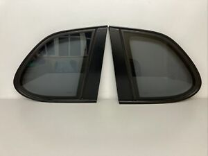 PORSCHE CAYENNE 955 REAR WINDOW QUARTER WINDOW TINTED GLASS SIDE WINDOW GLAZING