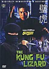 Kung Fu Lizard- Hong Kong RARE Kung Fu Martial Arts Action movie - NEW DVD