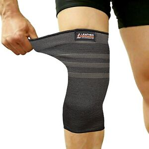 KNEE SUPPORT BRACE COMPRESSION SLEEVES ARTHRITIS RUNNING GYM SUPPORT PAIN INJURY