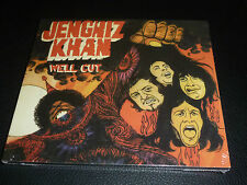CD.JENGHIZ KHAN WELL CUT. CLASSIQUE HARD PROG BELGE 72.NEUF.ED 2015.DIGIPACK