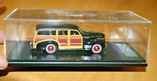 1/43 CHEVROLET SPECIAL DELUXE STATION WAGON WOODY NEO SCALE MODEL 45840 NO BOX
