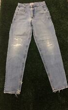Vintage 90's Original Guess by Georges Marciano High Waisted Jeans size 30