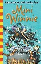 Mini Winnie (Winnie the Witch) by Laura Owen, Acceptable Used Book (Paperback) F