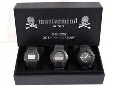 CASIO G-Shock x mastermind japan Ron Herman 30th Anniversary Model 3 Watch Set