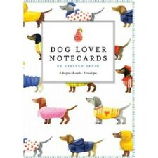 Dog Lovers Notecards Set, NEW