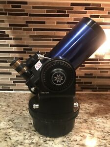 Meade ETX90 Telescope; Telescope Only; No Additional Accessories Lenses