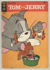 Tom and Jerry #223 VG- April 1965