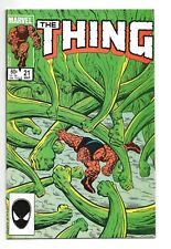 The Thing #21 (Mar 1985, Marvel)