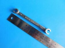 USED , MATCO  TOOLS   9MM X 11MM  LINE WRENCH,  PART #WFM911