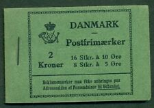 DENMARK (HRE11) 1930 Rundskudagen Booklet, VF