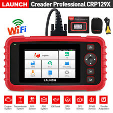 Launch X431 OBD2 Auto Scanner ABS SRS A/T Engine Fault Code Reader Service Reset