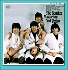 THE BEATLES BUTCHER COVER YESTERDAY & TODAY *UPGRADE* w/ RECALL LETTER- MONO