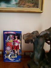 "Sailor Mars Deluxe Adventure Doll Moon Bonus Extra Outfit 11.5"" 1997 Irwin New"