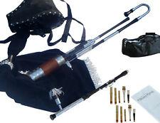 Irish Uilleann Pipes Half Set Blackwood Bagpipes