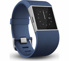 Fitbit Surge Fitness Super Watch - Large Blue