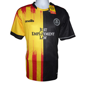 2020-2021 Partick Thistle Limited Edition Shirt O'Neills Large (BNWT) 30/100
