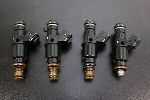 2002 - 2004 Acura RSX Base K20A3 Injectors OEM 16450-PNE-G01