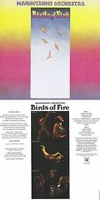 "Mahavishnu Orchestra ""Birds of fire"" 10 Chansons ! Par 1973! 1A-Rockjazz! e CD"