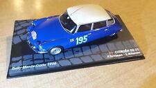 Die-Cast 1:43 Citroen DS 21 Rally Montecarlo 1966    N'16    Gio5