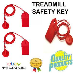 Universal Running Machine Safety Key Treadmill Magnetic Security Switch Lock UK