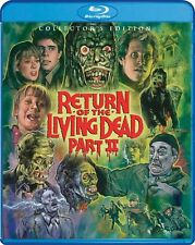 RETURN OF THE LIVING DEAD part 2  - Region A - BLU RAY - Sealed