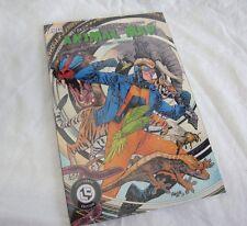 Animal Man Comics 1-5 Graphic Novel Grant Morrison DC Vertigo Loot Crate Variant