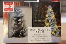 Busch HO 5411 Beleuchteter Weihnachtsbaum #NEU in OVP#