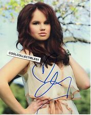 "DEBBY RYAN ""JESSIE"" IN PERSON SIGNED 8X10 COLOR PHOTO"