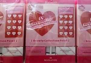 I Heart Revolution Vending Machine 12 Gifts Christmas Make up Advent Calendar