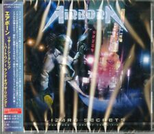 AIRBORN-LIZARD SECRETS-JAPAN CD BONUS TRACK F75