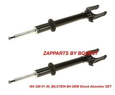 Mercedes ML320 ML350 ML450 ML500 ML550  Front Shock Absorber Front Set BILSTEIN