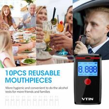 VTIN Alcohol Tester Digital Personal Breathalyzer Blood Alcohol Detector Tester