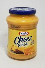 KRAFT Cheez Whiz 900g (2 lbs) jar Canadian