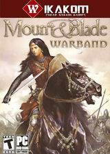 Mount & Blade: Warband Steam Digital NO DISC/BOX **Fast Delivery!**