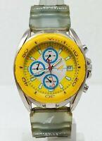 Orologio Laurens merit cup chrono sport watch vintage clock rare diver horloge