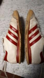 "Kult: Adidas Vintage Sneaker ""Vienna"" City Series 1970/80 Echtleder"