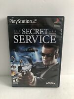 Playstation 2 (PS2): Secret Service - Complete - Free Shipping