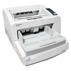Panasonic KV-S4065CW 4065 S4065 Dokumentenscanner Duplex ADF Color 80ppm A4 A3