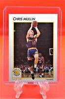 1991-92 NBA Hoops McDonald's Chris Mullin #15