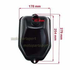 Metal Gas Fuel Tank For Chinese 50cc 70cc 110 125 cc Coolster ATV Quad 4 Wheeler