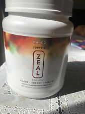 Zurvita- Mango Zeal for Life- 30-Day Wellness Canister